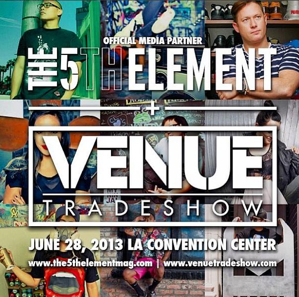 The 5th Element x Venue Trade Show