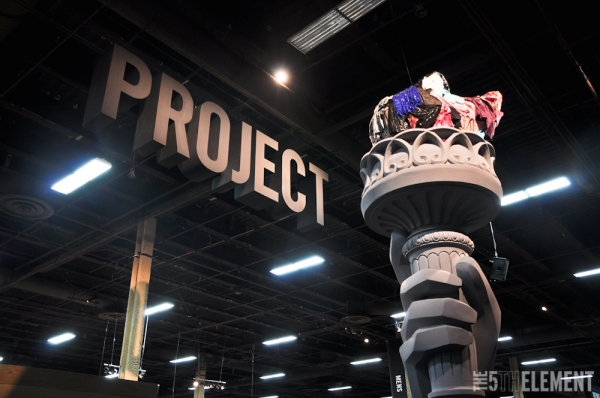 PROJECT in Vegas 2012.