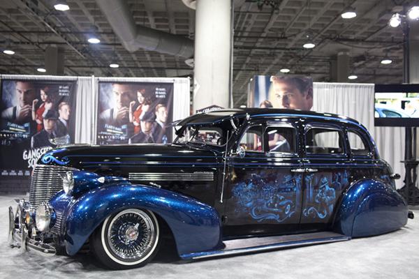 Mister Cartoon GS Car