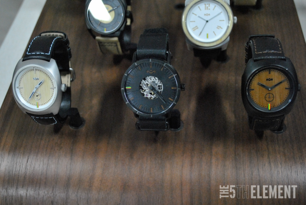 House of Marley watch collection