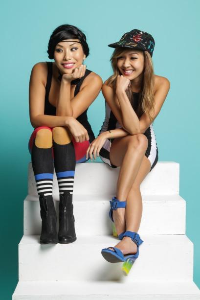 Linda Nguyen and Tammy Nguyen of Love+Made