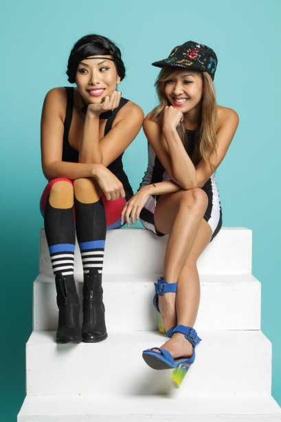 Linda Nguyen and Tammy Nguyen of Love+Made