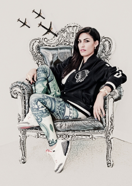 Designer Melody Ehsani