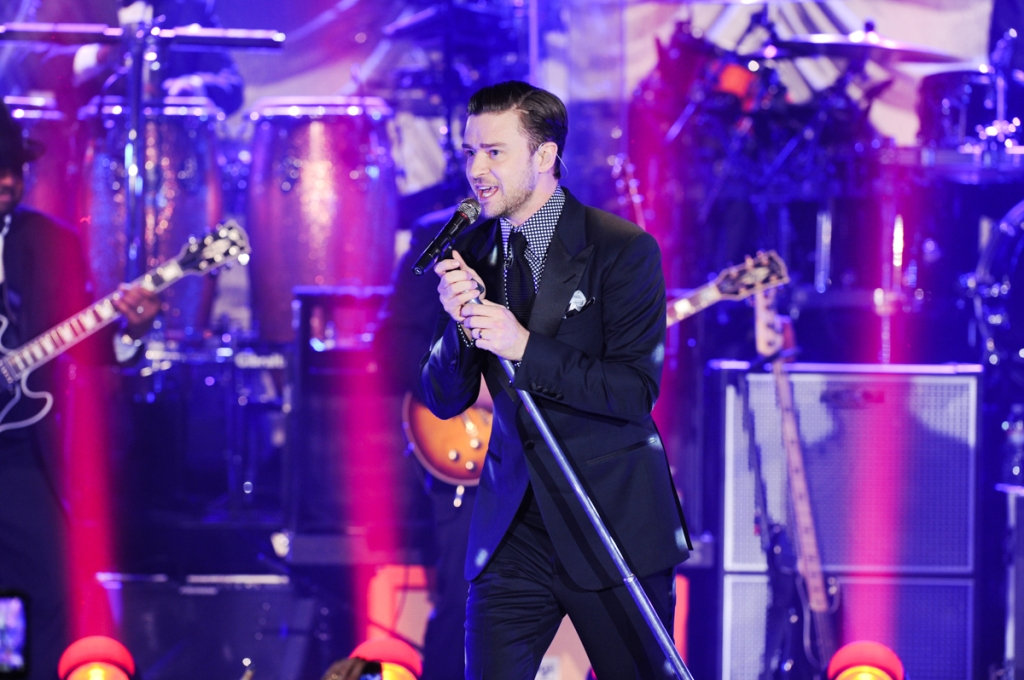 """Target Presents The iHeartRadio's """"20/20 Experience"""" Album Release Party With Justin Timberlake At The El Rey Theatre In Los Angeles - Show"""