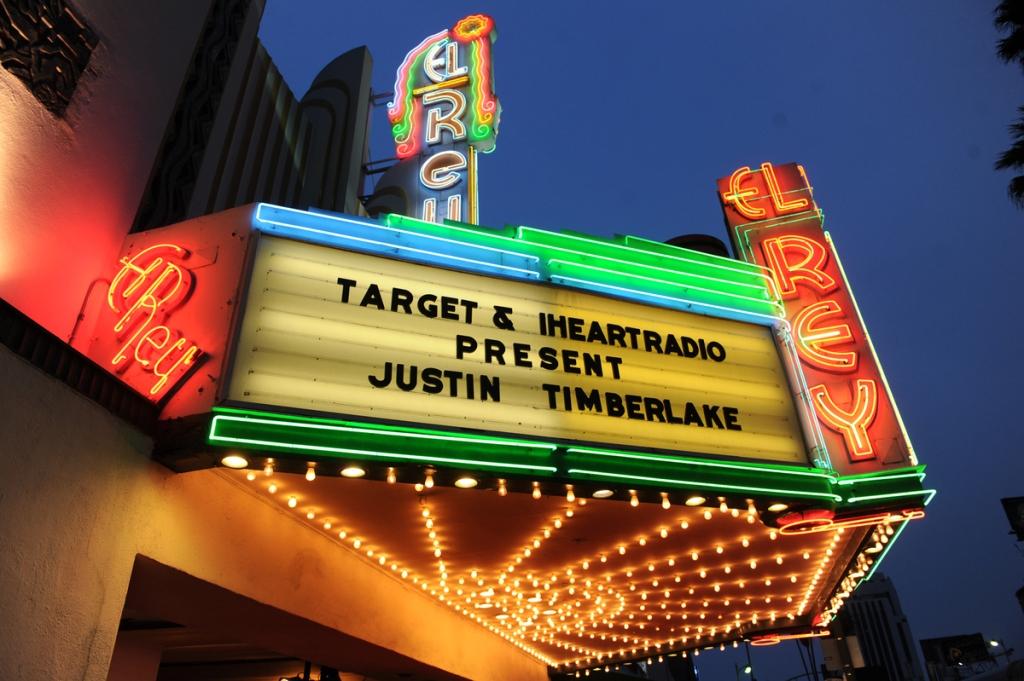 Target & iHeartRadio present: Justin Timberlake