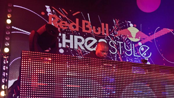 2013 Red Bull Thre3style DJ Battle US Finals: DJ Donnie Dee