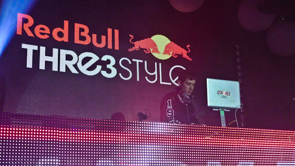 2013 Red Bull Thre3style DJ Battle US Finals: Mark Ronson