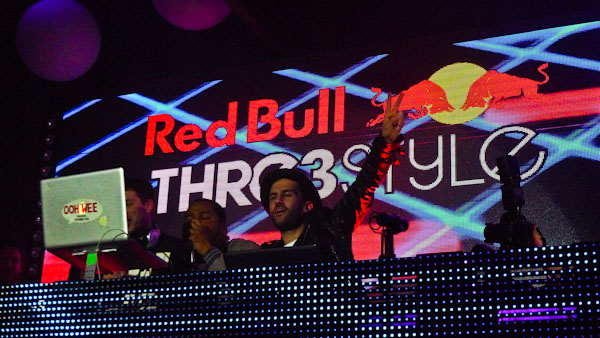 2013 Red Bull Thre3style DJ Battle US Finals: Mark Ronson, Just Blaze & A-Trak