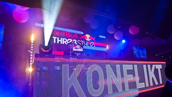 2013 Red Bull Thre3style DJ Battle US Finals: DJ Konflikt