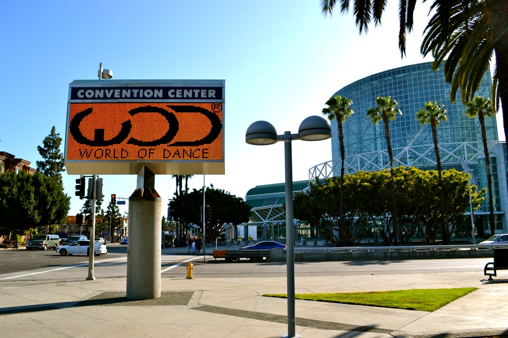 WOD 2013 at the Los Angeles Convention Center