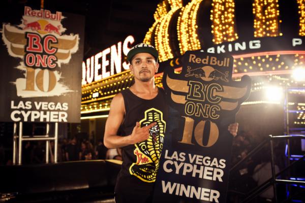 B-boy Lil Rock hits jackpot in Las Vegas