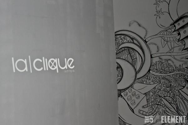 Street Style Shots: LA Clique Clothing Co.'s StyleHouse Event
