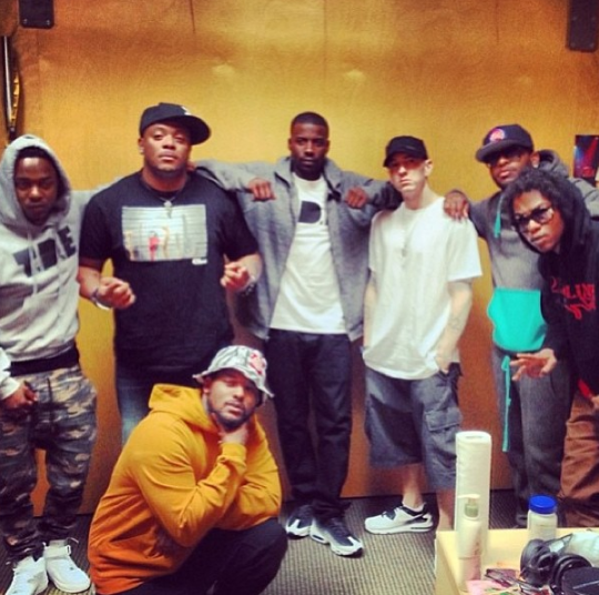 Bad Meets Evil and Black Hippy
