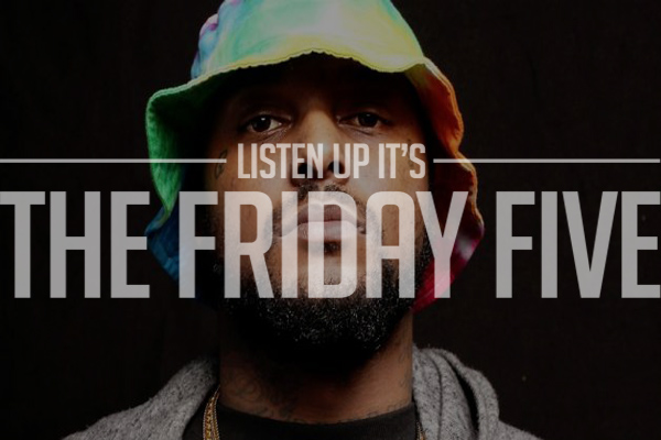 The 5th Element Magazine presents: The Friday Five