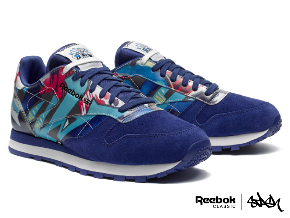 Stash Presents The 30th Anniversary Of Reebok Classics Leather