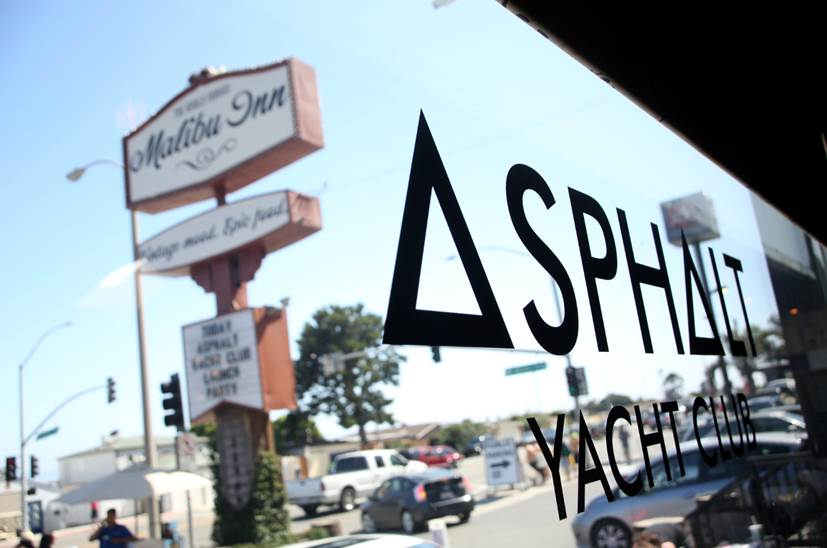 Asphalt Yacht Club Launch Party at The Malibu Inn