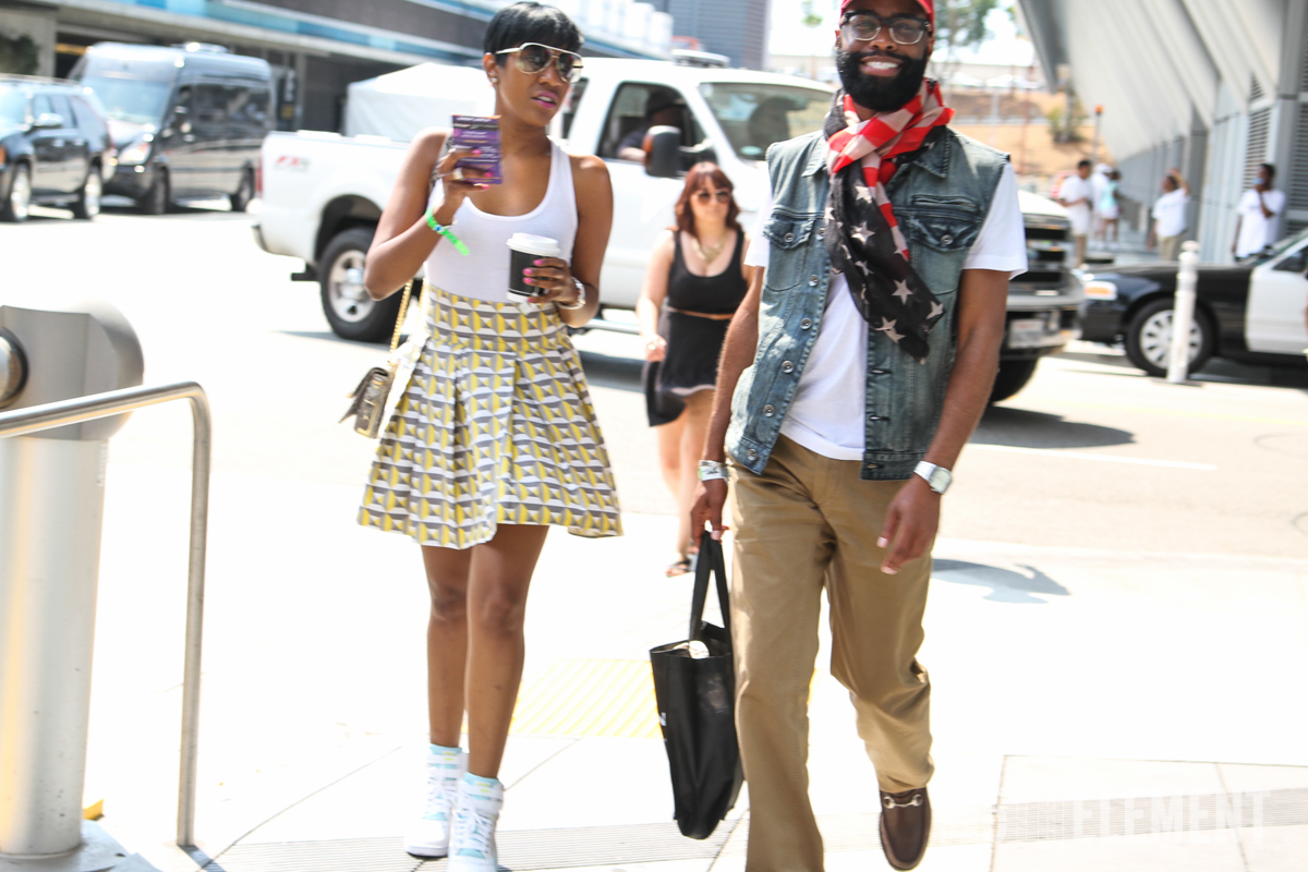 Street Style Shots: BET Experience 2013