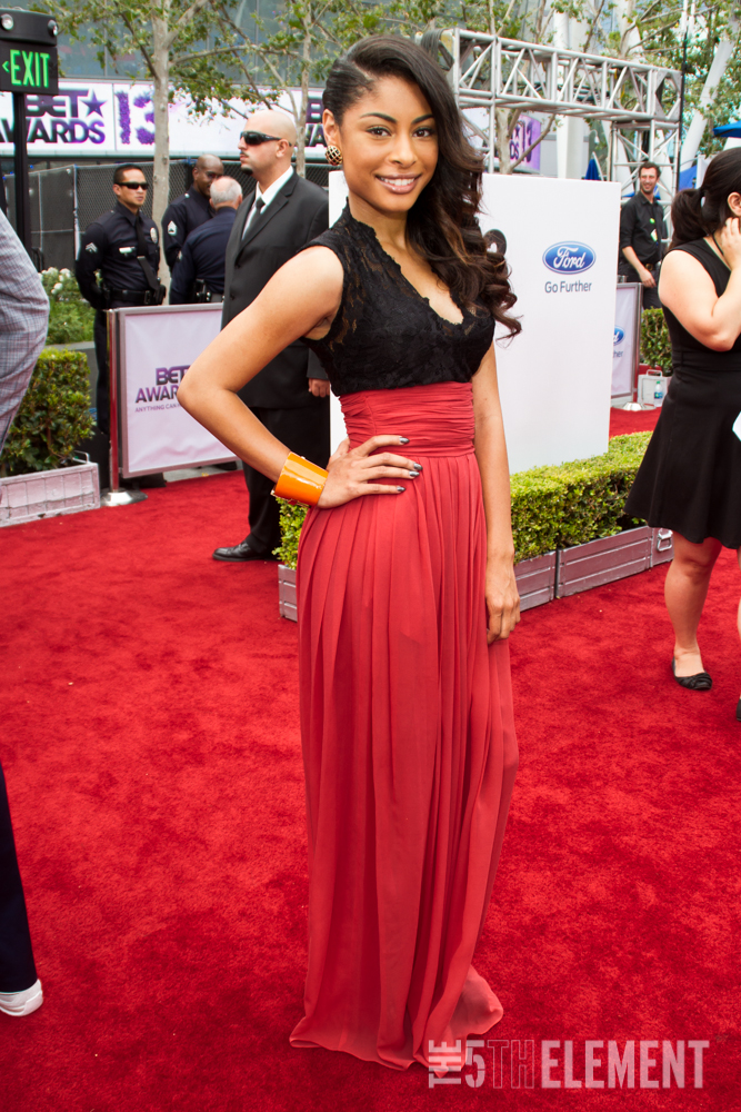 BET Awards 2013: Red Carpet & Press Room Styles
