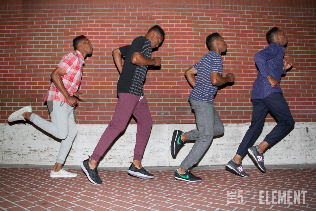 Joggin' Things: Celebrating The Jogger-style Pant