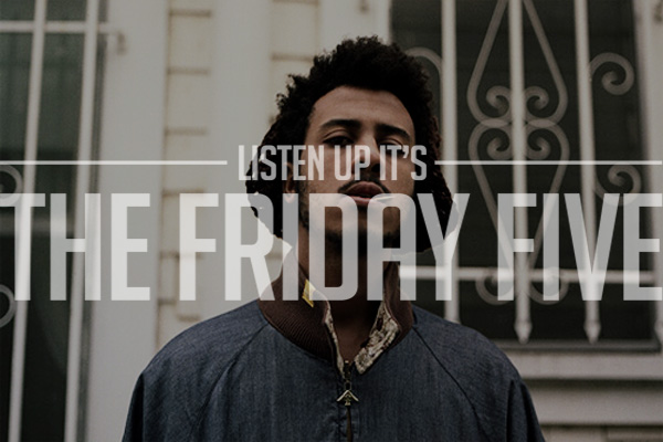 The Friday Five 8-2-13