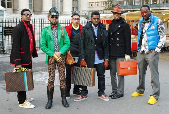 Hip Hop Fashion Men 90s