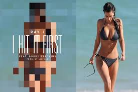"Ray J's ""I Hit It First"""