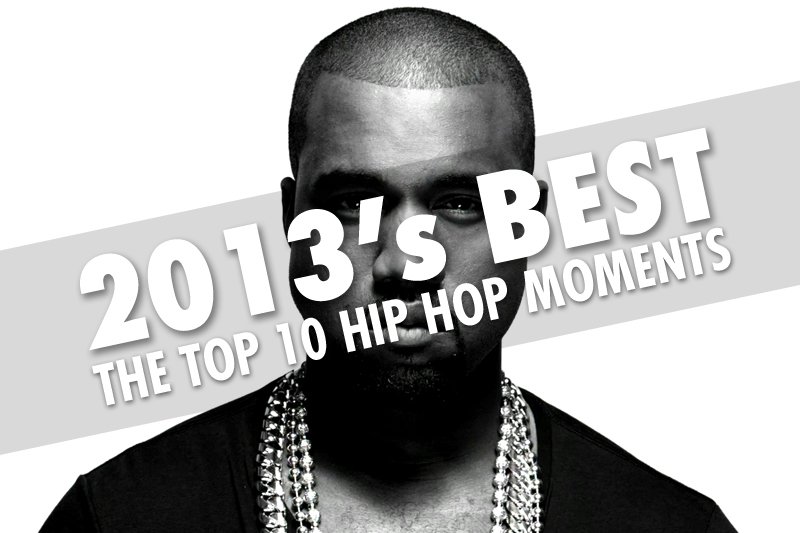 2013's Best: The Top Moments In Hip-Hop
