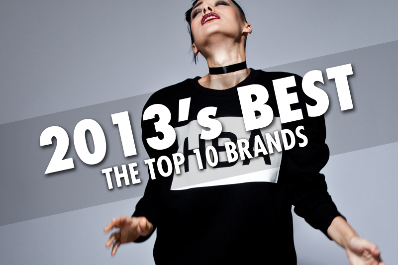 2013's Best: The Brands That Made You Dance