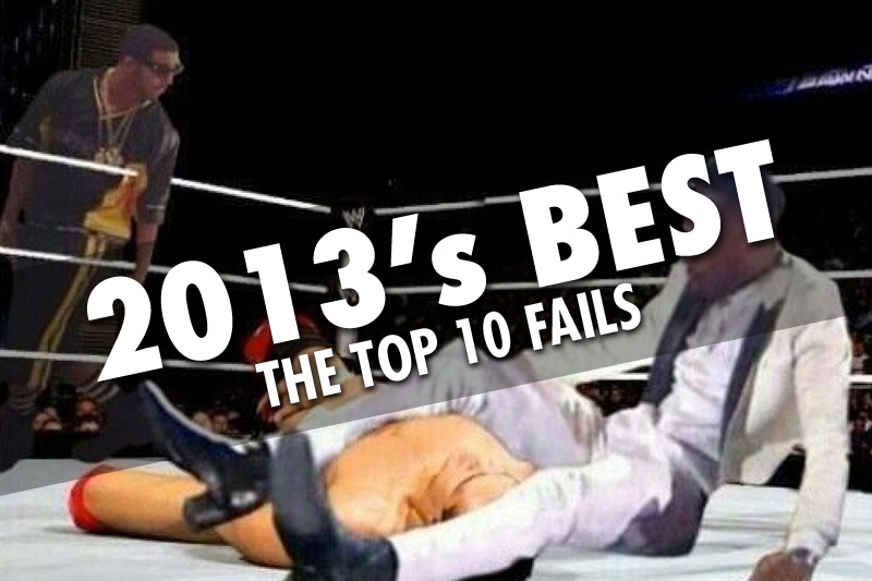 2013's Best: Hip-Hop Fails
