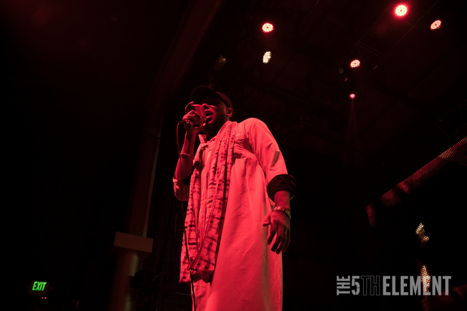 RECAP: Yasiin Bey AKA Mos Def at The Yost Theater