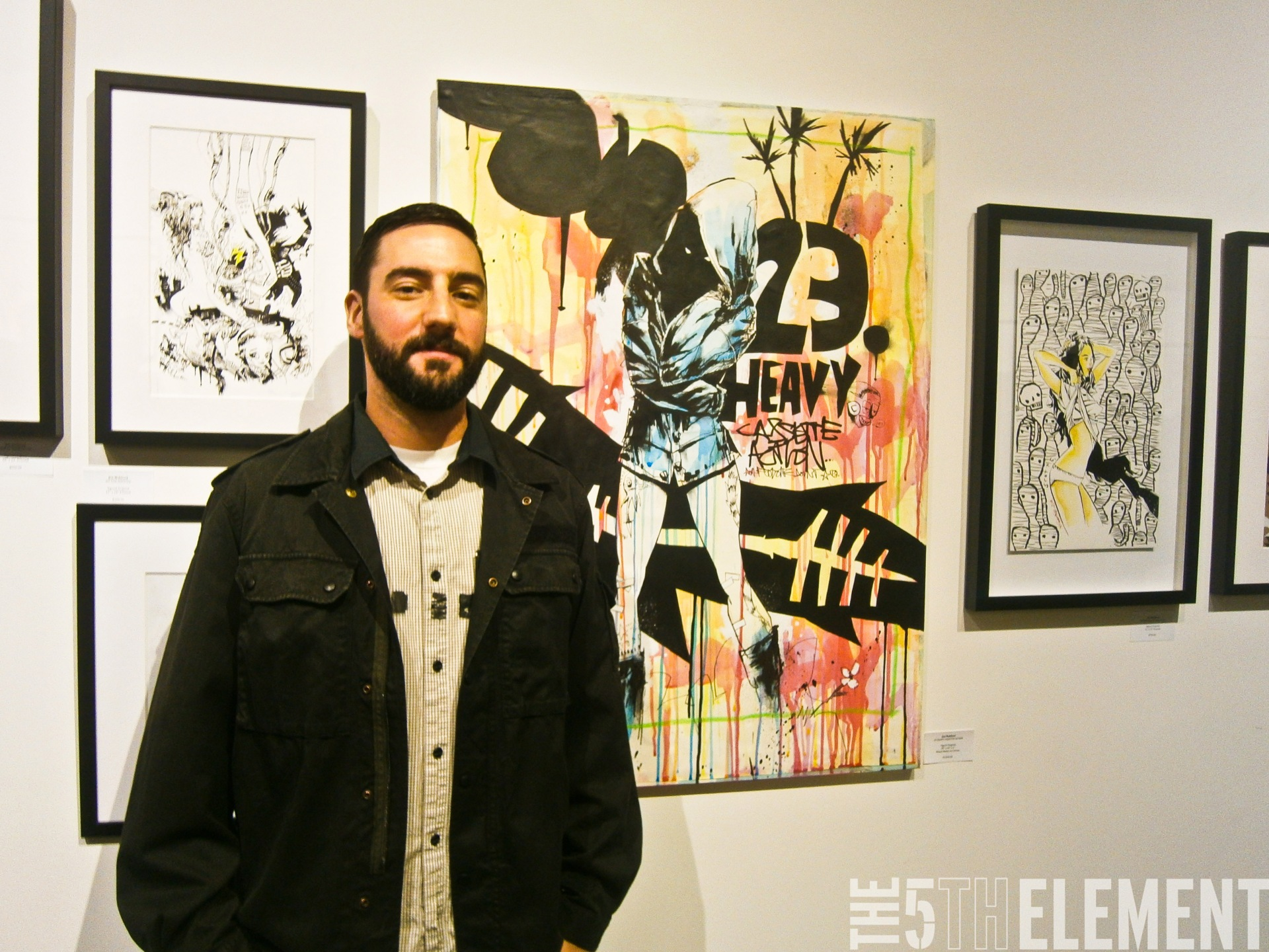"""The Genesis of """"Visual Funk"""" – A Conversation with Jim Mahfood"""