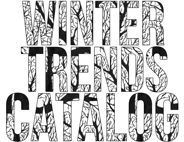 Winter Trends Catalog