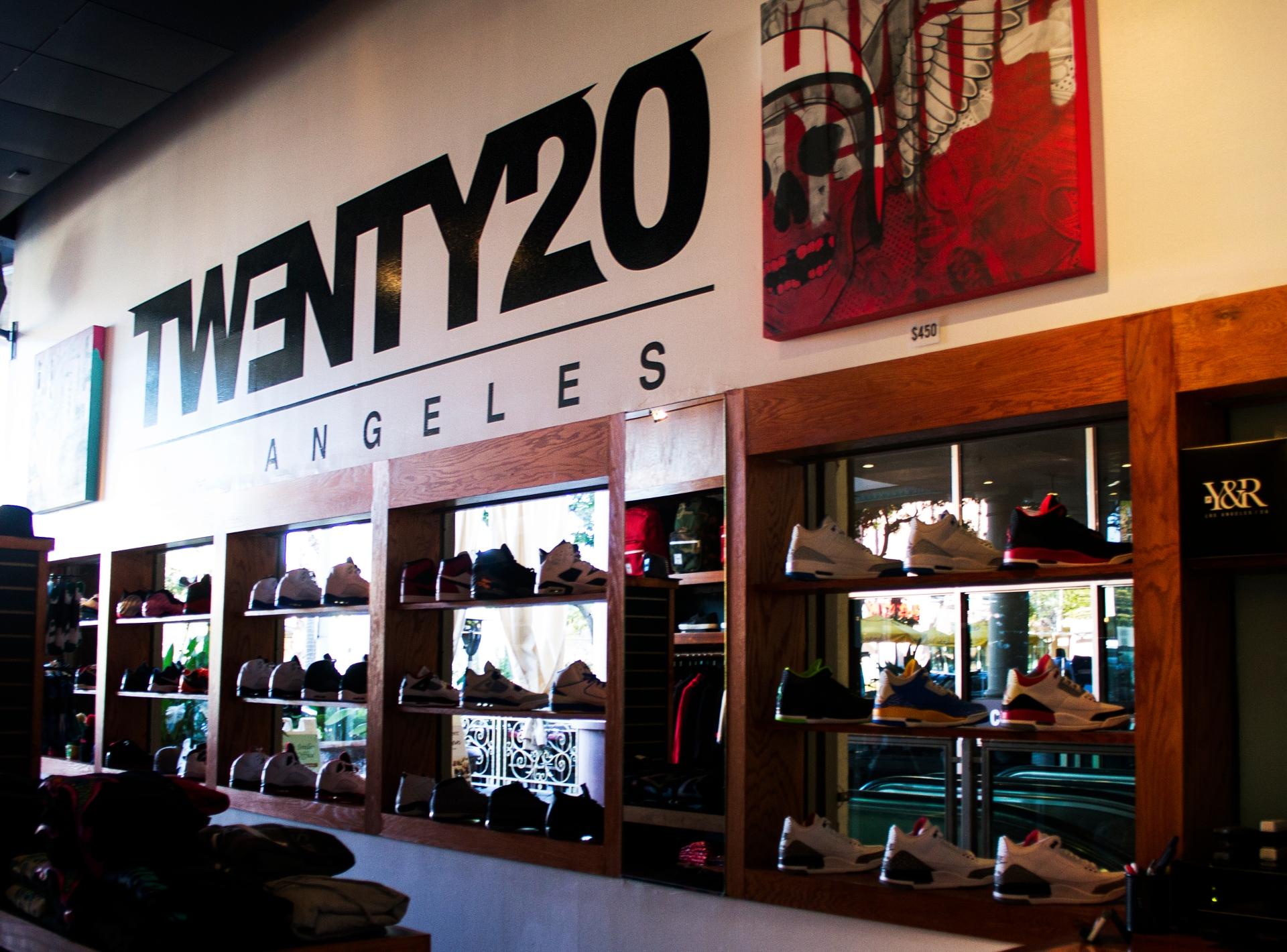 Brick & Mortar: Twenty20 Los Angeles