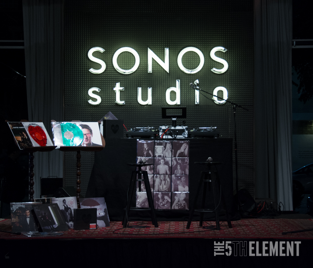 RECAP: Q+A with Mayer Hawthorne at Sonos Studios