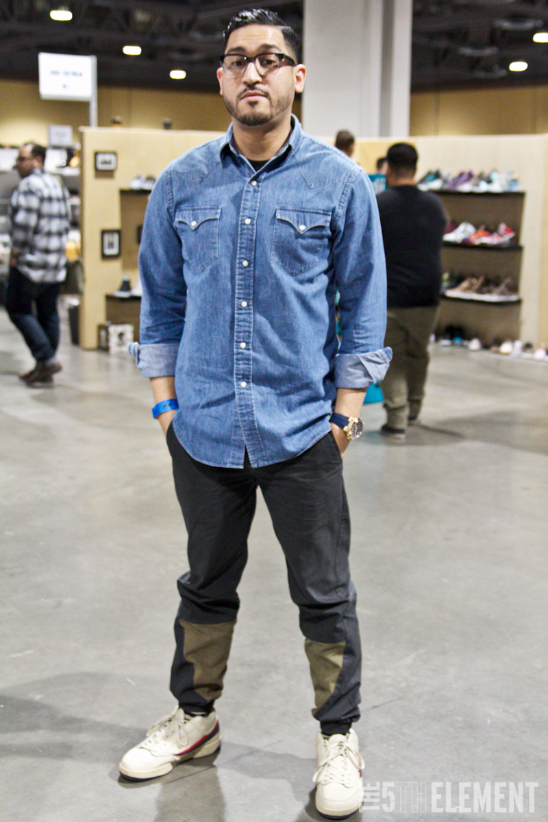 Street Style Shots: Agenda Long Beach '14, Day One