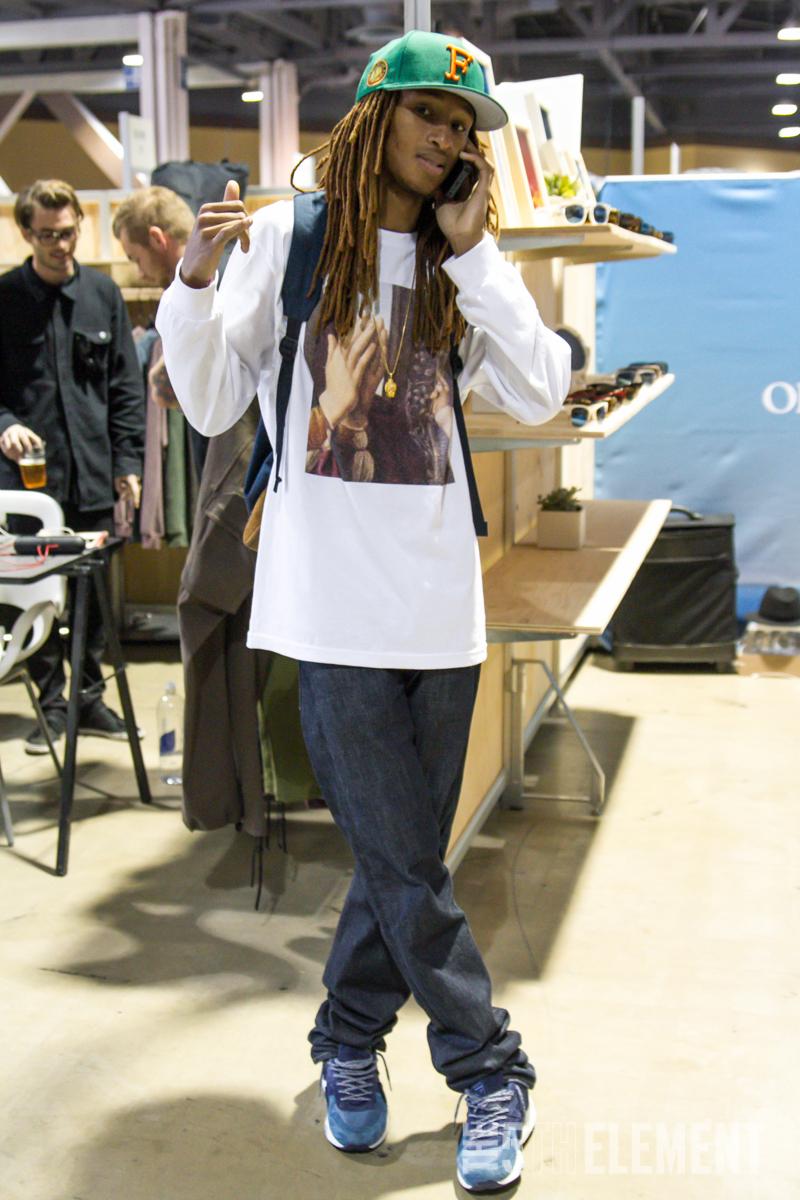 Street Style Shots: Agenda Long Beach '14, Day Two