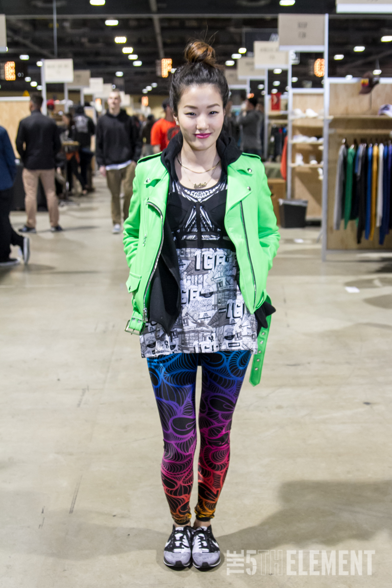 Street Style Shots: Agenda Long Beach '14, Day Two