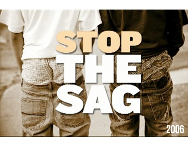 Stop The Sag Campaign