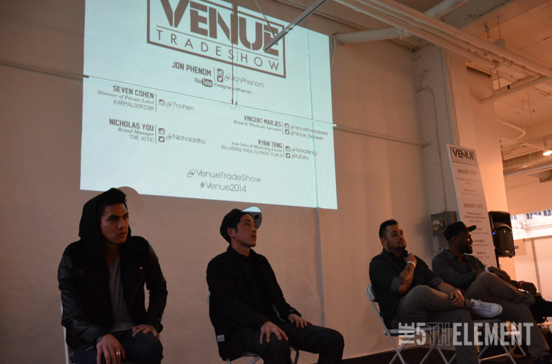 RECAP: Venue Tradeshow - The Panel