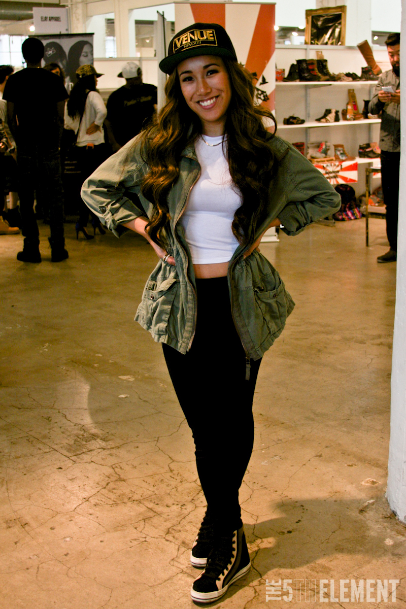 Street Style Shots: Venue Trade Show 2014