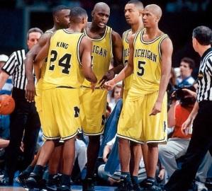 Fab Five: Black Socks, Hip-hop, and High-Tops Change the NBA ...
