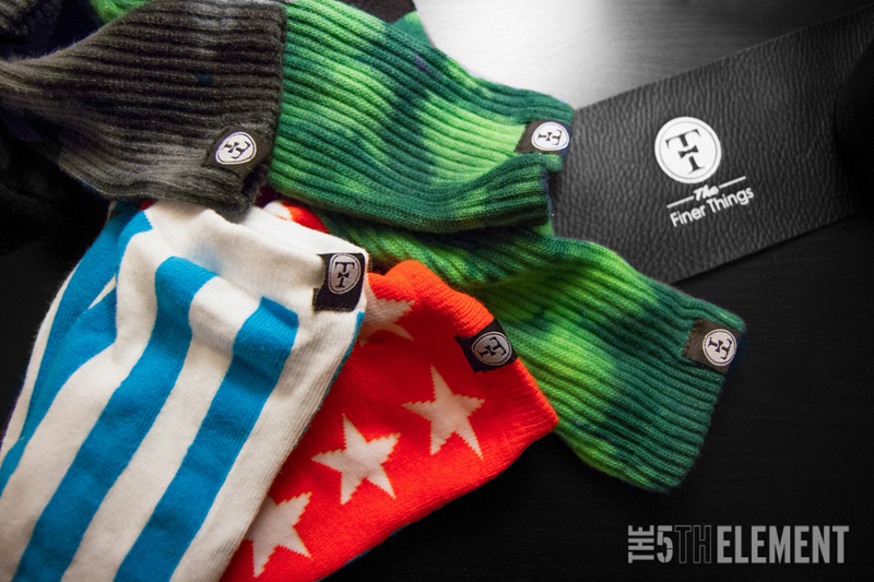 Sock Game Proper: The Finer Things