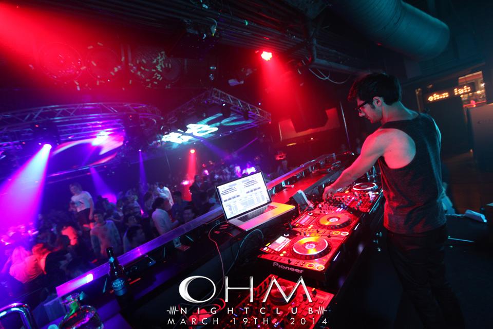 Ohm Nightclub Los Angeles ca Los Angeles ca 90028
