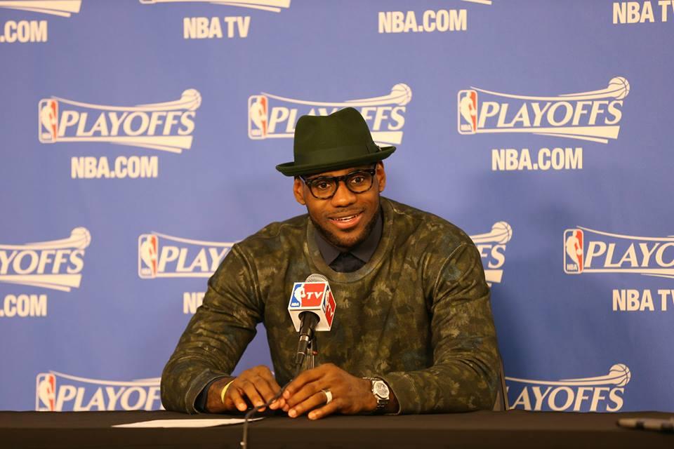 No-Sign: Fashion of the NBA Playoffs