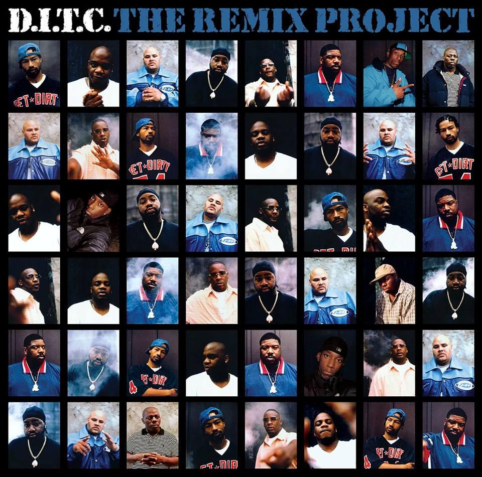 D.I.T.C. - The Remix Project