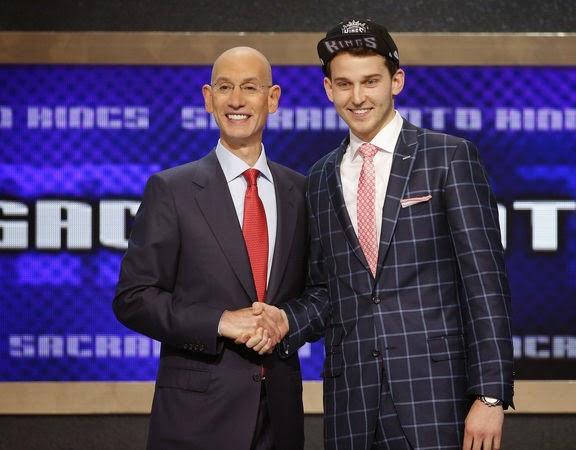 2014 NBA Draft Style Round-Up