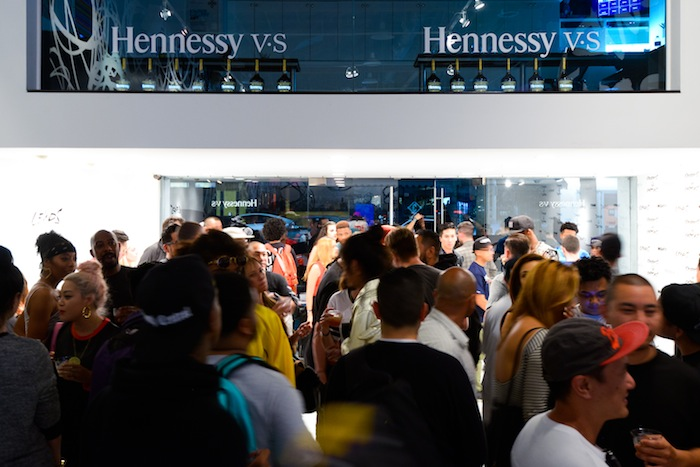 The Crooks & Castles X Futura Lewds Collaboration Preview Release Party Sponsored By Hennessy V.S