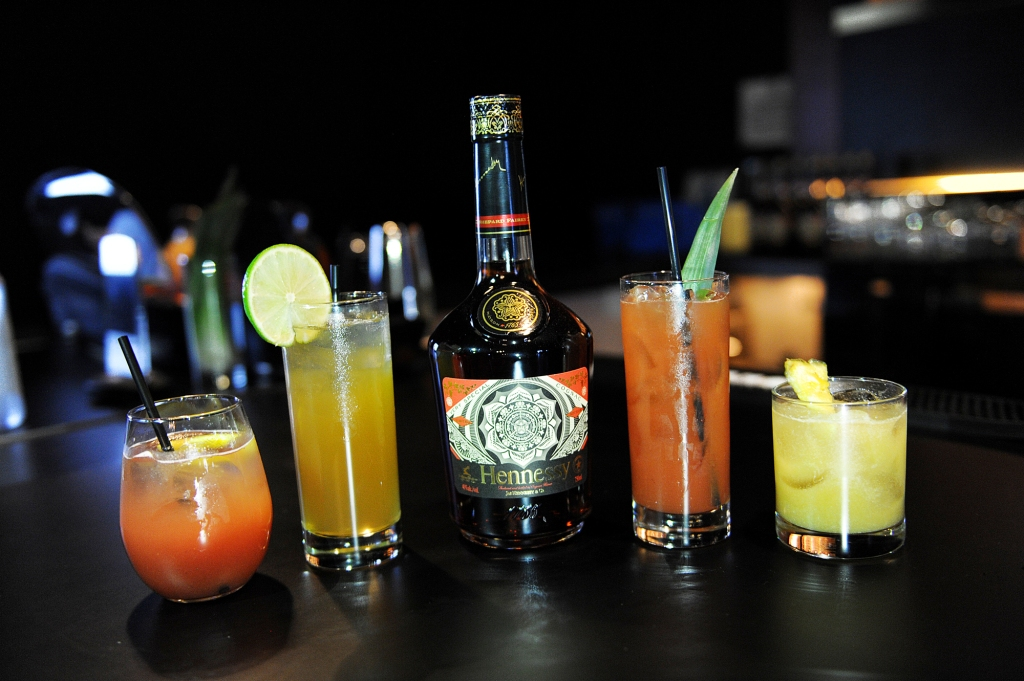 Hennessy Mixed Drinks