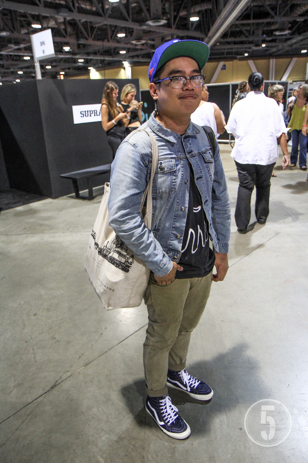Street Style Shots: Agenda Long Beach, Summer '14