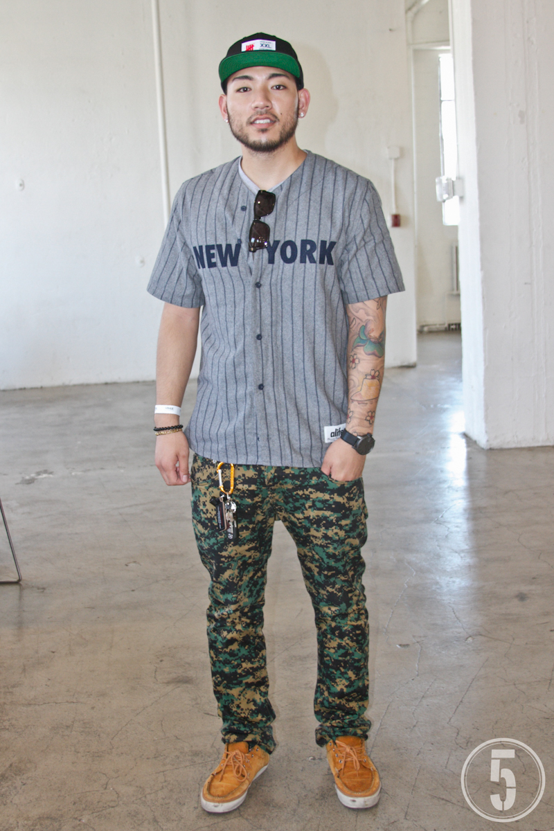 Street Style Shots:  Venue Trade Show, Summer '14